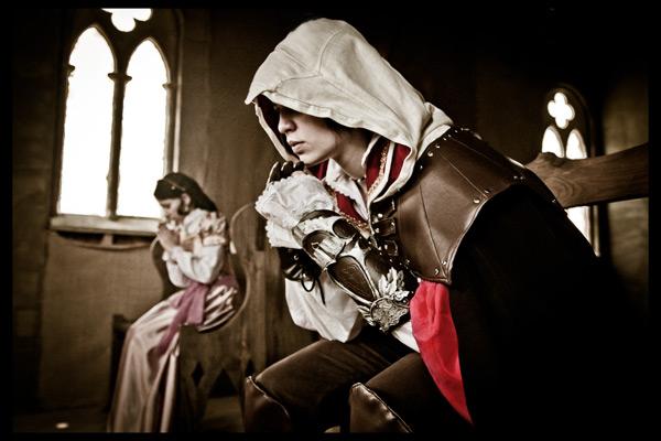 Assassin's Creed 2 - Prayer by love-squad on DeviantArt
