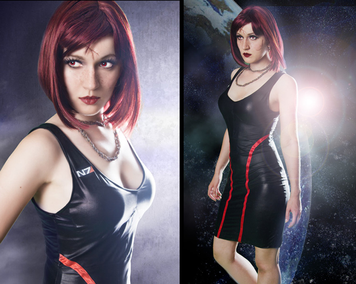 Mass Effect 3 - Commander by love-squad