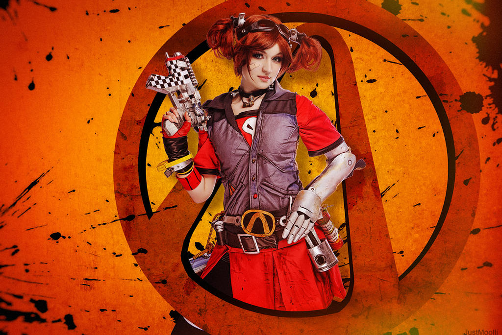 Borderlands 2 - Gaige by love-squad