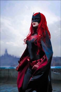 Batwoman cosplay-Gotham guardian