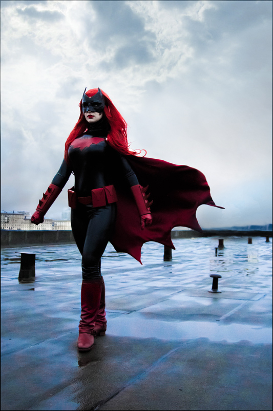 Batwoman cosplay - Come as you are by love-squad
