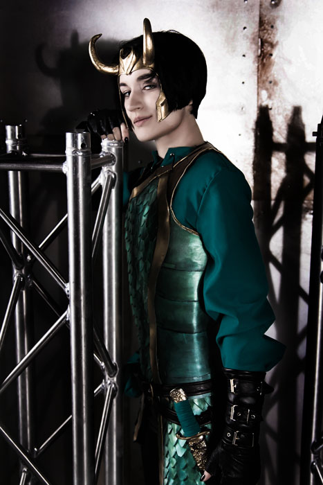 Loki Agent Of Asgard God Of Mischief By Love Squad On Deviantart