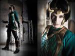 Agent of Asgard -Loki cosplay