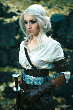 Cirilla - the Lion Cub of Cintra -Witcher 3