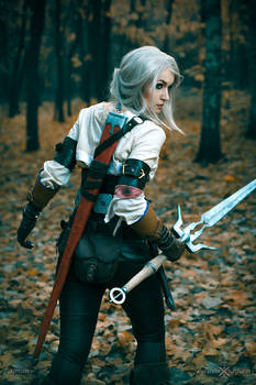 Witcher 3- Wild Hunt-Cirilla