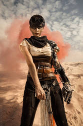 Imperator Furiosa- Mad Max: Fury Road