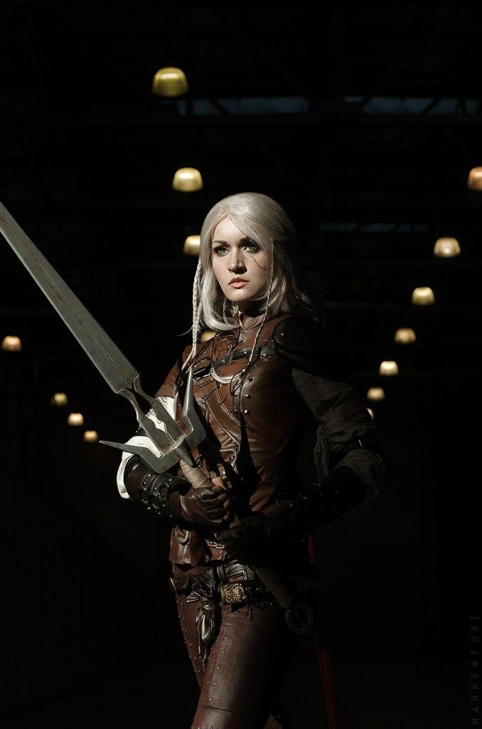The Witcher - Cirilla original costume by love-squad