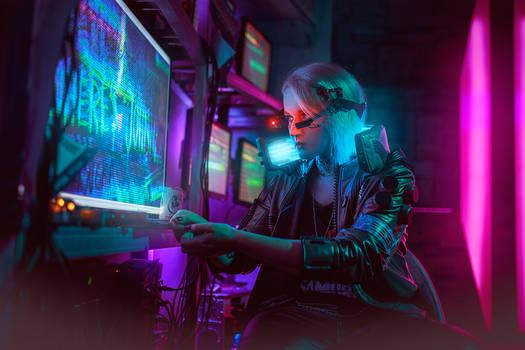 Cyberpunk 2077 - Chippin' in