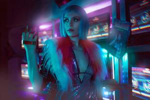 Cyberpunk 2077 - Gotta light?