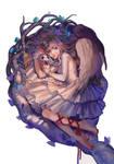 Fallen Angel by hiruna454