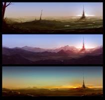 On The Horizon by Natashane