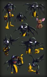 The Black Mudpuppy - Fanart