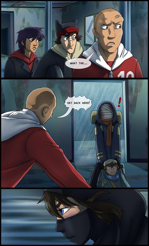 Tethered - Page 88 by NatashaDSaville
