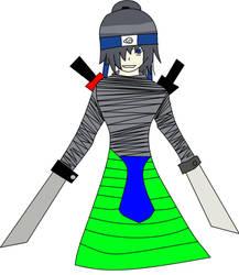 sword man by AfroDrac13