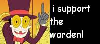 i support the warden stamp by thunderstarwolf
