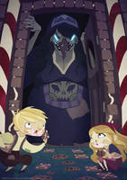 Hansel and Gretel by tom-monster