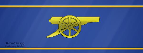 Arsenal logo - 3D by Mohammad222 on DeviantArt