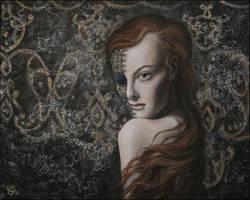 Sylwia's Murdag by EvaGataArtist