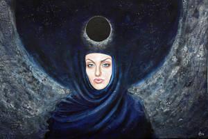 Nightbearer by EvaGataArtist