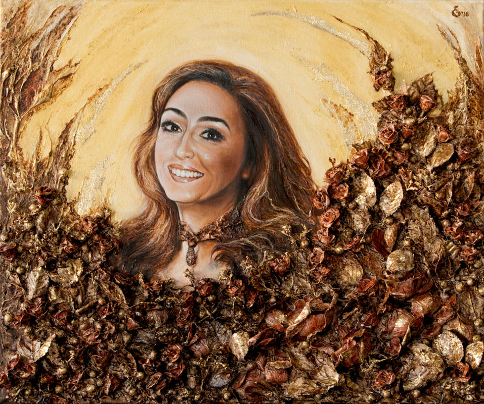 Mona by EvaGataArtist