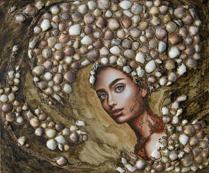 Soul in the Shell by EvaGataArtist