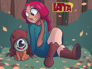 Lotta Webcomic Fanart