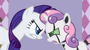 Sweetie Bot and Rarity