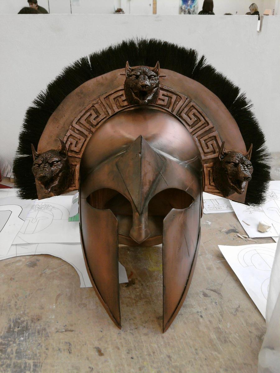 Ancient Greek Helmet Types Wallpapers Ancient Greek Cerberus Helmet