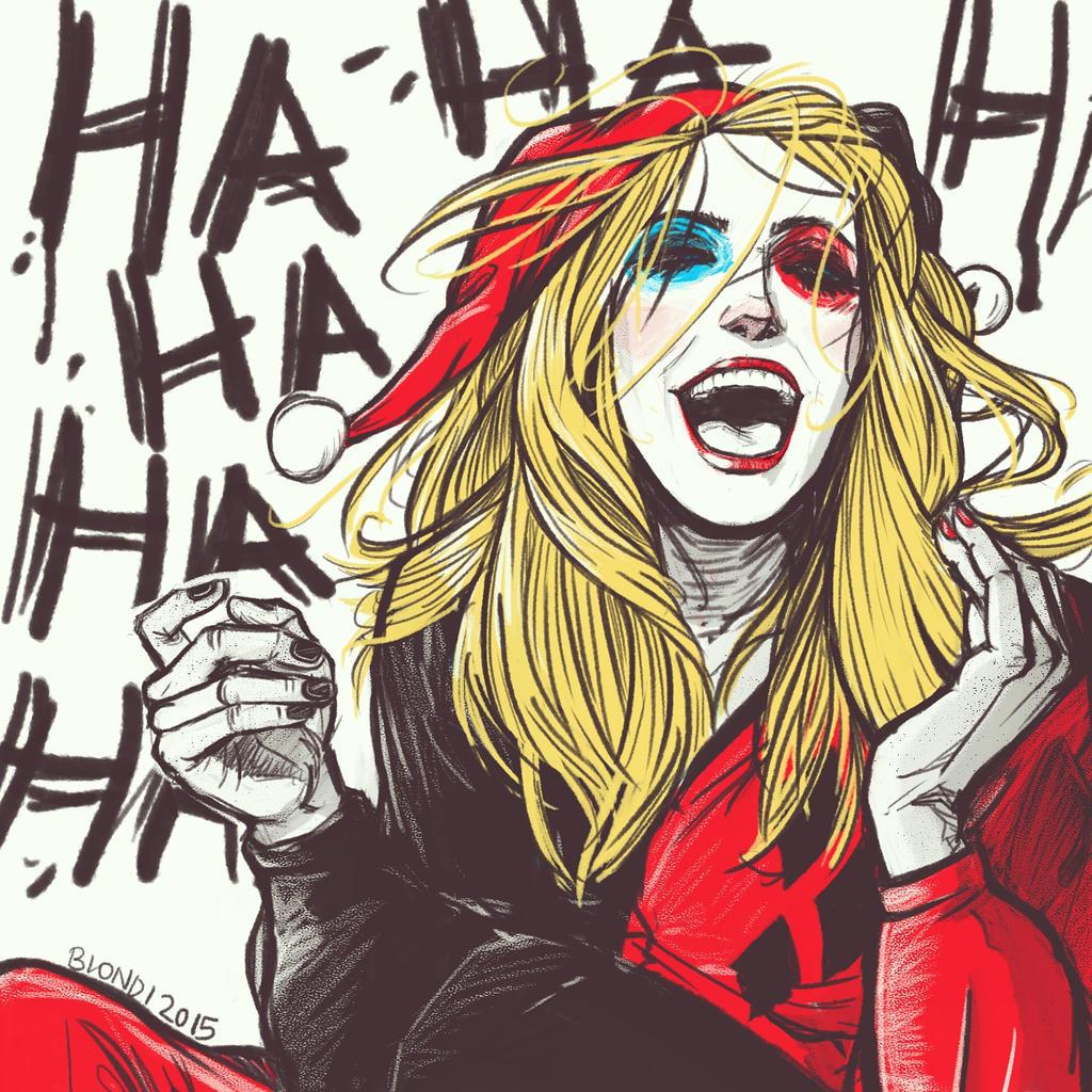 Harley Quinn Fanart By B-on-D On DeviantArt