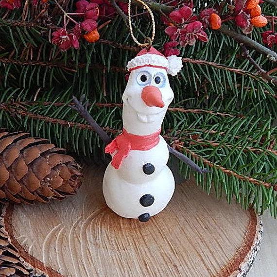 Olaf Christmas Trees.Olaf Christmas Tree Ornament By Koshka741 On Deviantart