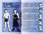 PS - K'zink Character Sheet