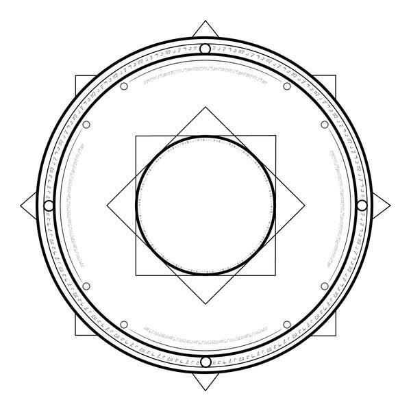 Celestial Storm Circle by kaitou-kage