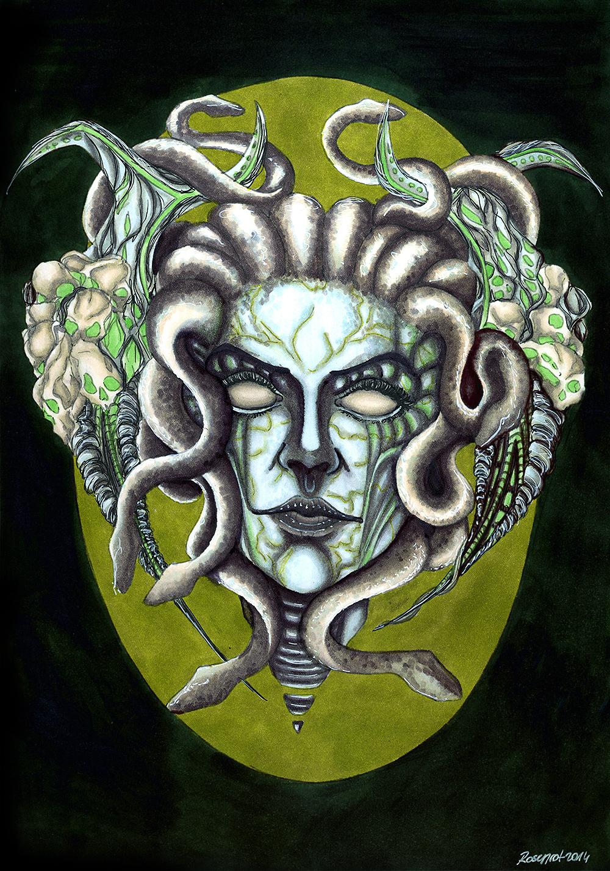 Commission - Gorgona by FanOfTill