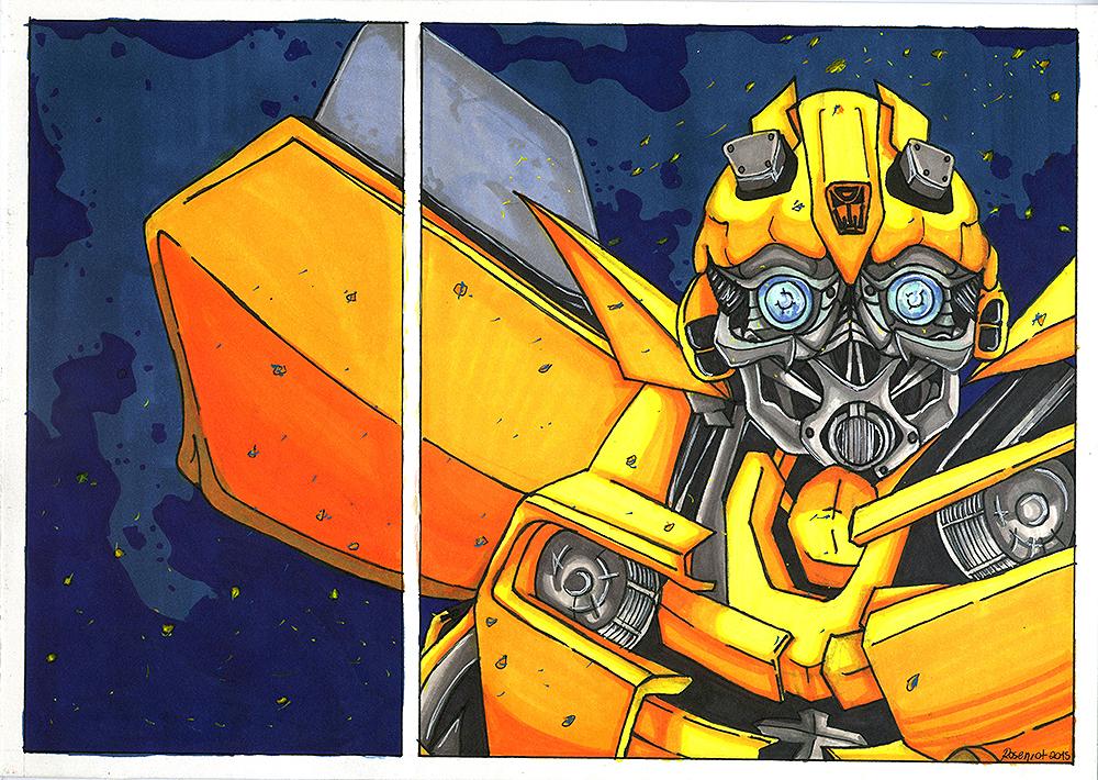 Bumblebee 2 by FanOfTill