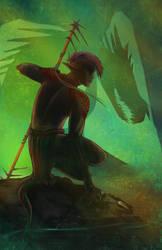 Hunter and prey by FanOfTill