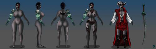 Commission - Rusenya by FanOfTill