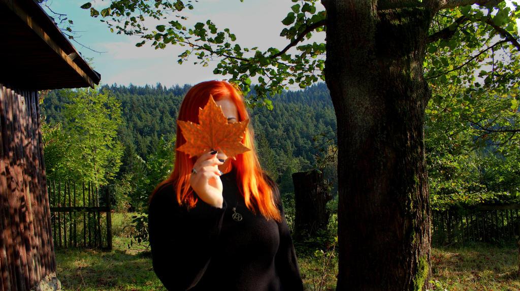 Hello autumn by Elizadead
