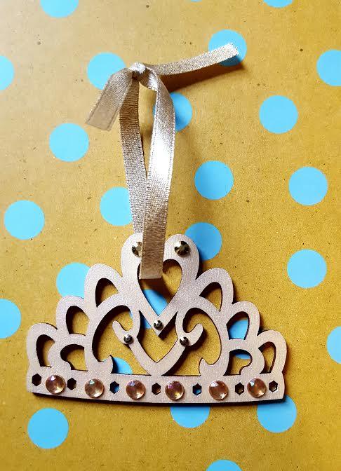 Tiara Ornament by Crimson3142