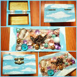 Angelic Jewelry Box by CrimsonsCreations