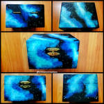 Nebula Jewelry Box by CrimsonsCreations