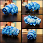 Clay Water Bear by CrimsonsCreations