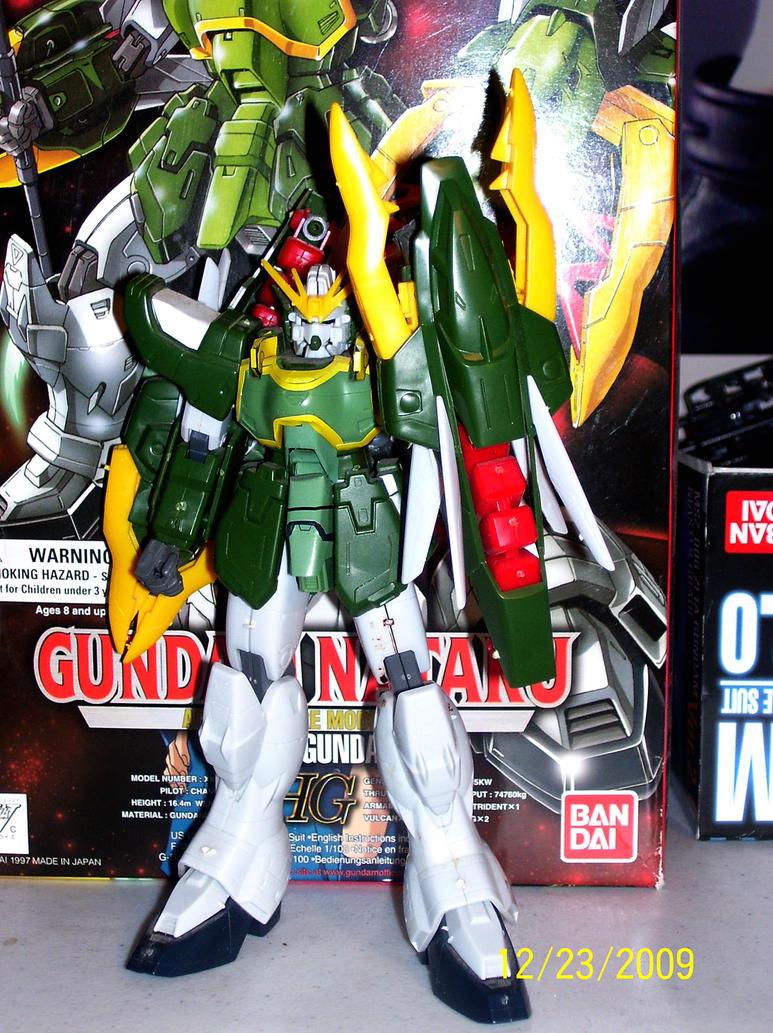 Gundam Nataku 1-100 HG by The-Vash on DeviantArt