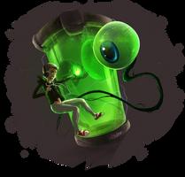 Jacksepticeye Fanart by CKibe