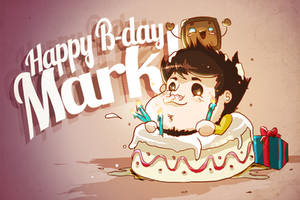 Happy b-day markiplier by CKibe