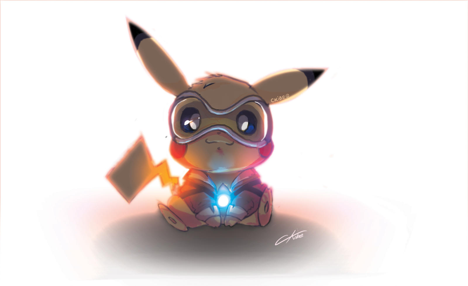 Pikachu Plays Tracer