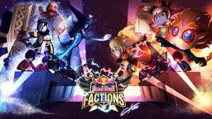 League of legends - Redbull Factions
