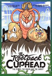 CUPHEAD POSTER - The rootpack