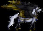 Commission: Horus