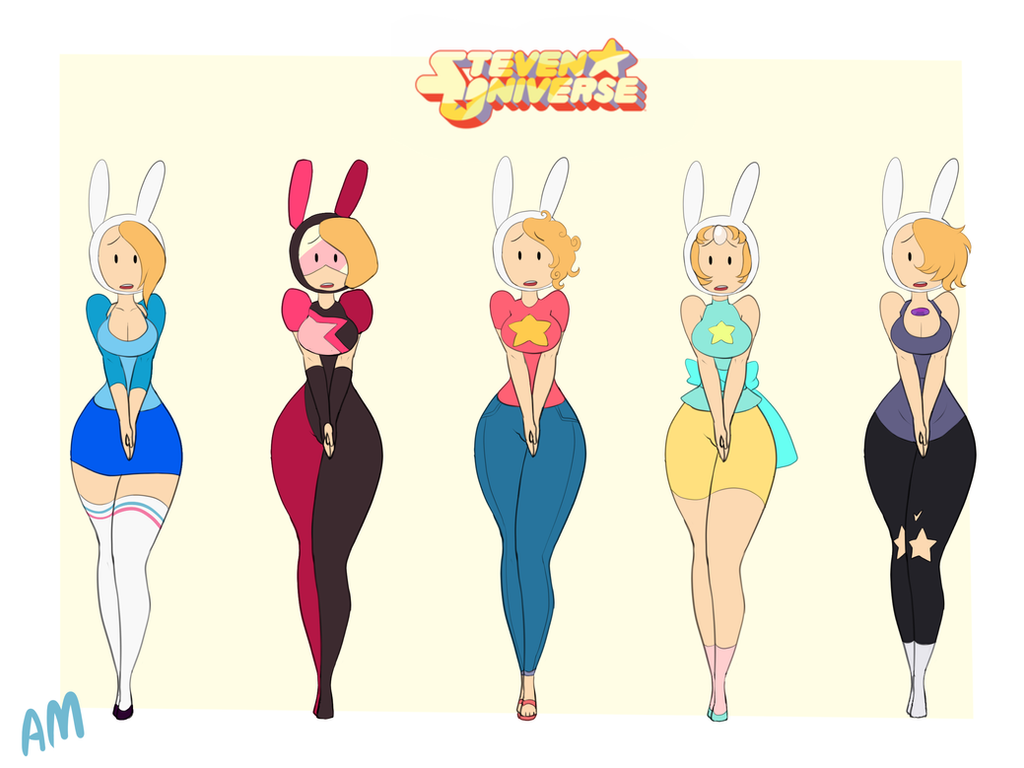 fionna cosplay steven universe by angeliccmadness on
