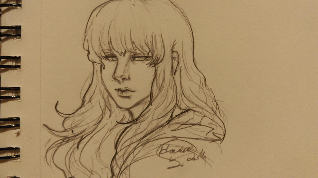 Griffith by Onigami-Sama